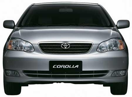 一汽丰田威驰大幅降价5000元,丰田霸道suv也有4万元的降幅.高清图片