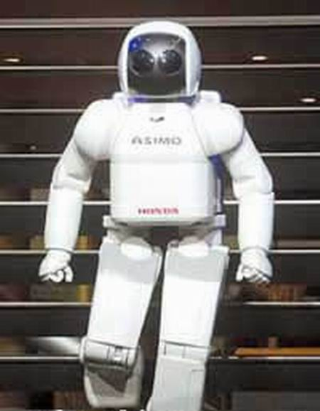 广州车展亮点 机器人ASIMO丰田概念车世爵跑车