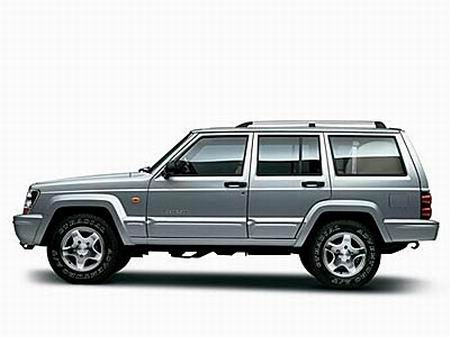 SUV对比评测 北京Jeep2500VS长城赛弗4X4高清图片