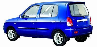 福莱尔是比亚迪收购秦川汽车后推出的首款车型,并于今年上高清图片