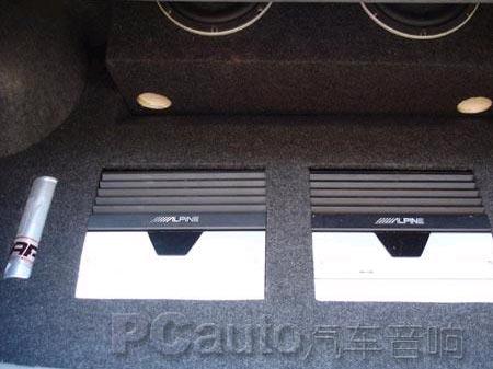 阿尔派广州巡展 日产风度音响改装车 高清图片
