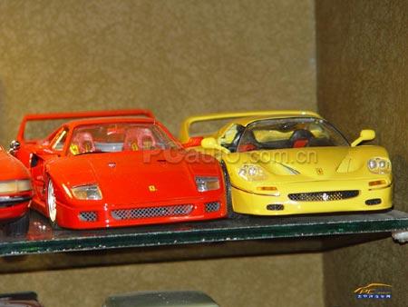 法拉利超级跑车是跑车中的极品高清图片