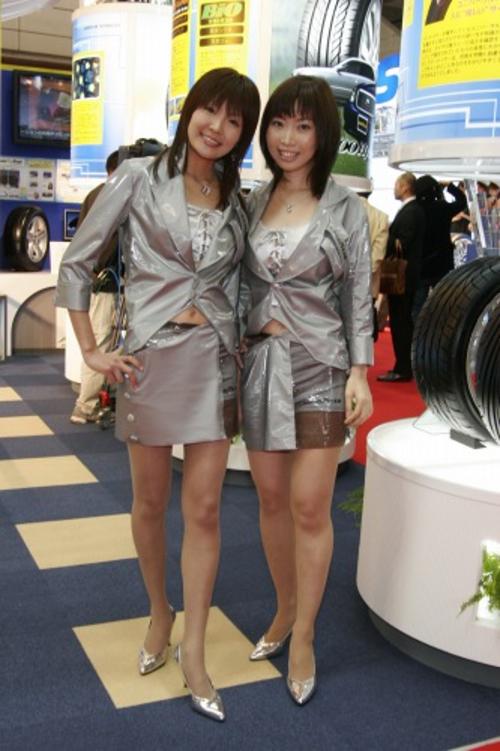 2005东京车展美女8
