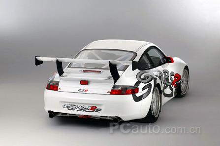极速起跑 保时捷超级赛车911 gt3 rsr 高清图片
