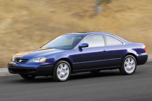 本田阿库拉2003新年式新车高清图片